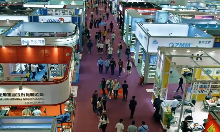 Выставки и ярмарки Гуанчжоу 2019-2020