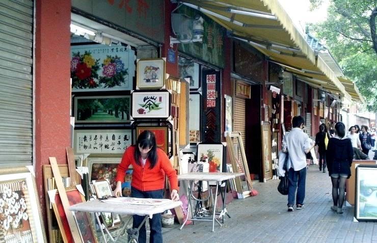 Рынки картин