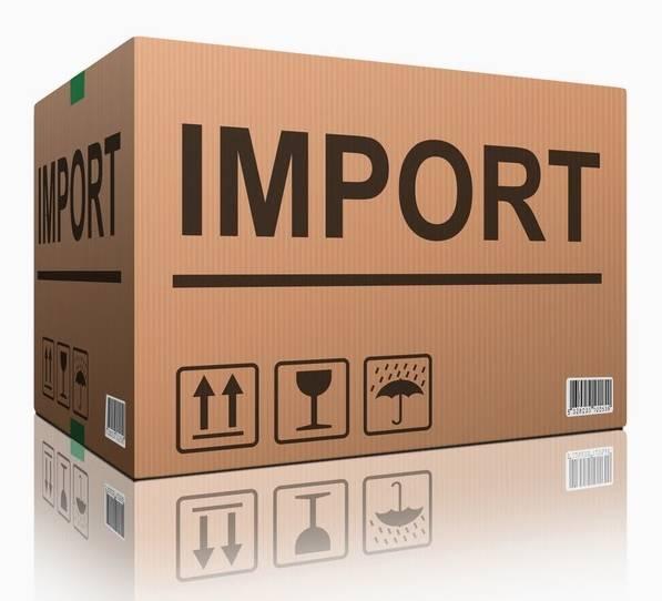 Импорт товаров из Китая