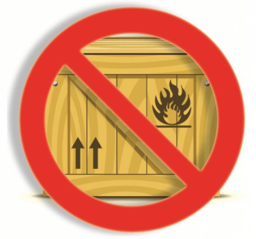 Грузы запрещенные для перевозки из Китая.
